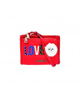 Love Moschino側背/斜背袋