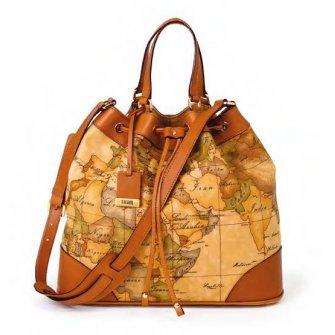 Alviero Martini索繩袋-手挽袋-斜咩袋-斜揹袋-斜背包-drawsting-handbag-shoulder-bag