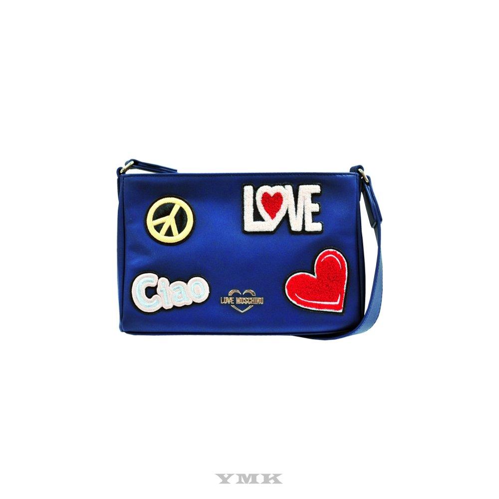 Love Moschino斜背袋